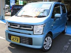 ワゴンRFA 最新モデル 届出済未使用車 新車保証付 ポリマー加工済