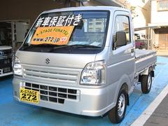 キャリイトラックKCエアコン・パワステ三方開 4WD オートマ 届出未使用車
