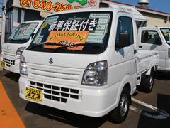 キャリイトラックKCエアコン・パワステ 4WD マニュアル 届出済未使用車