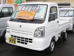 キャリイトラックKCエアコン・パワステ ABS 4WD 5MT 届出未使用車