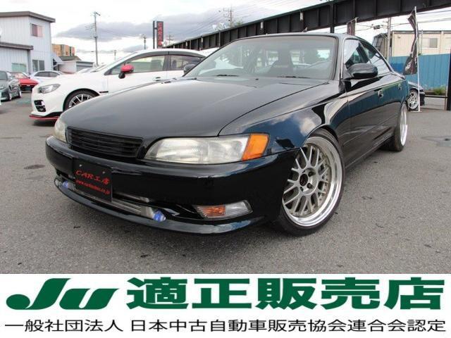 トヨタ ツアラーV 最終型 5速改公認