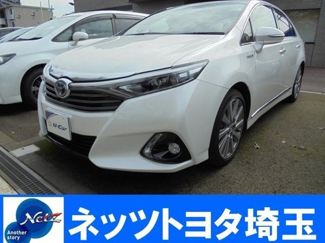 トヨタ G Aパッケージ 当社試乗車