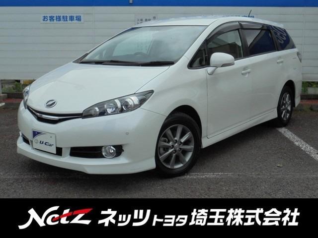 トヨタ 1.8G SDナビ コーナーセンサー付き