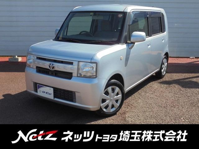 トヨタ ピクシススペース L 純正CDデッキ (車検整備付)