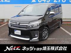 ヴォクシーZS 煌II 衝突軽減ブレーキ 新品タイヤ交換