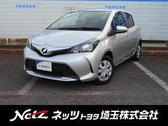 ヴィッツF トヨタ純正ナビ ドライブレコーダー 新品タイヤ交換