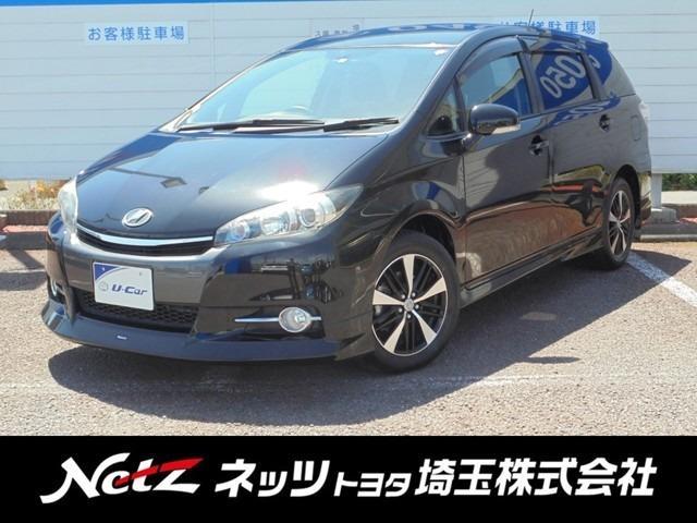 トヨタ 1.8S モデリスタフルエアロ・SDナビ・フルセグ