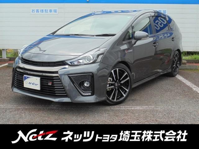 トヨタ Sツーリングセレクション・GRスポーツ SDナビ・フルセグ
