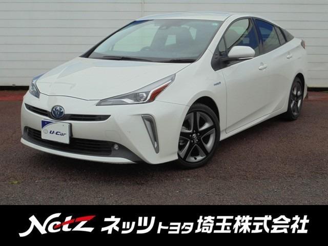 トヨタ Sツーリングセレクション 当社試乗車・衝突軽減ブレーキ