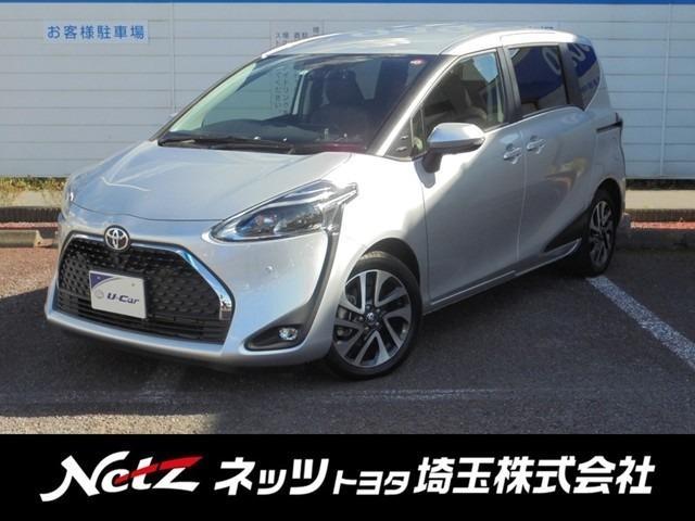 トヨタ G クエロ 当社試乗車・衝突軽減ブレーキ・SDナビ