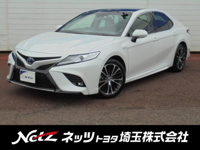 トヨタ WSレザーパッケージ 当社社用車・衝突軽減ブレーキ