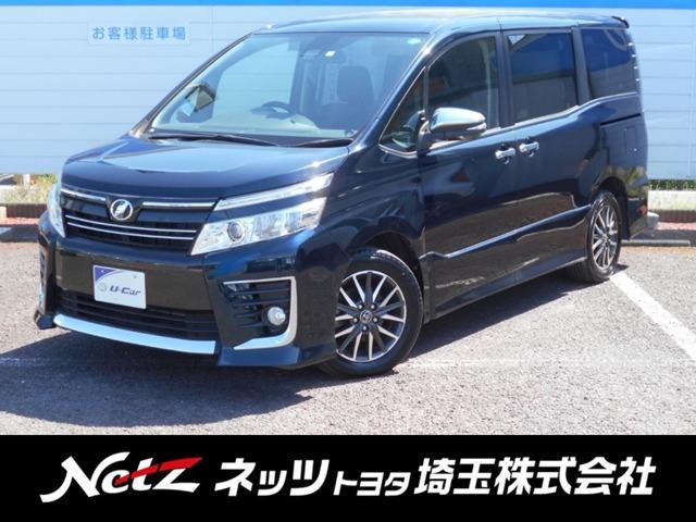 トヨタ ZS SDナビ・ワンセグ・バックモニター付き