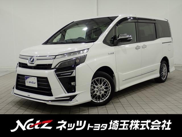 トヨタ ハイブリッドZS 煌 モデリスタフルエアロ・社外ナビ・TSC