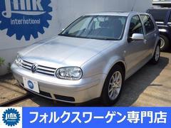 VW ゴルフGTI 1オーナー サンルーフ 新車記録簿 鑑定書付