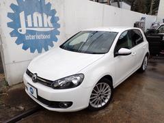 VW ゴルフTSIコンフォート 禁煙 ナビ 地デジ 新車記録簿鑑定書付