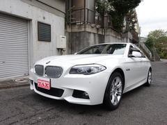 BMWアクティブハイブリッド5 Mスポーツ サンルーフ 1オーナー