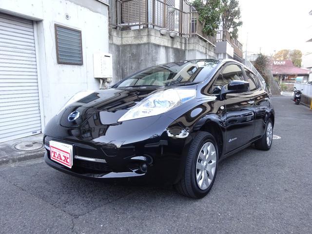 日産 S(30kwh) エマージェンシーブレーキ ワンオーナー車