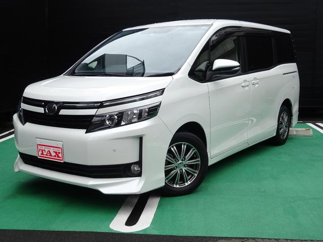 トヨタ X セカンドシートサイドリフトアップシート装着車