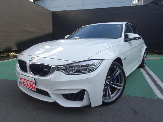 BMW M3 電動ガラスサンルーフ 本革シート ワンオーナー 禁煙車
