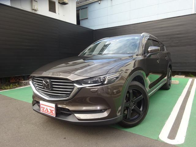 マツダ XD Lパッケージ ワンオーナー車 I-ACTIVSENSE 本革シート