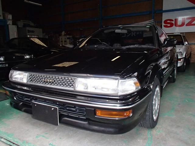 トヨタ GT APEX サンルーフ ワンオーナー 記録簿 禁煙車