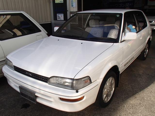 トヨタ ZS ワンオーナー 禁煙車 5MT 純正アルミ