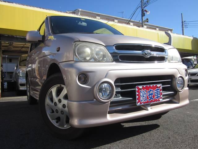ダイハツ テリオスキッド カスタム スターエディション 2WD (なし)