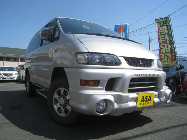 三菱 シャモニー 4WD車 オートステップ
