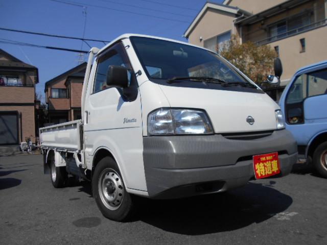 日産 DX 850K積 Wタイヤ 5速車 ワンオーナー車