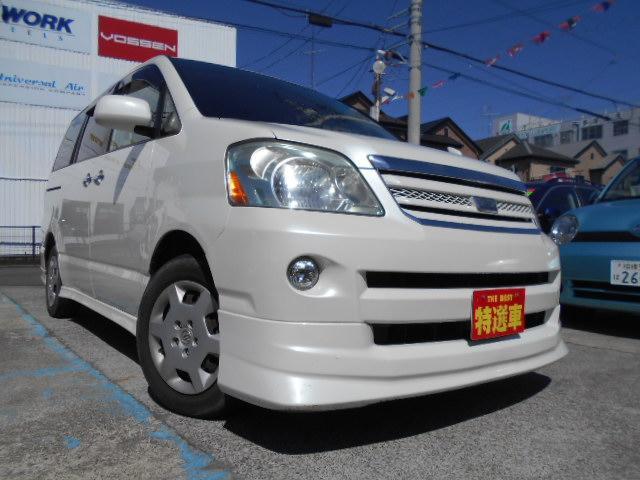 トヨタ X スペシャルエディション 両側電動スライドドア
