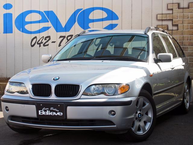 BMW 318iツーリング ETC 純正MD キーレス 純正16AW