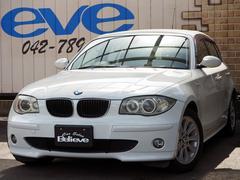 BMW116i ワンオーナー 社外HDDナビTV ETC HID