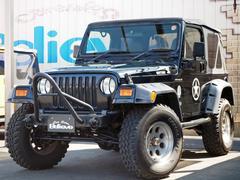 クライスラージープ ラングラースポーツ 5MT社外16AW−M/Tタイヤ5 4WD 保証付
