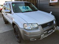 フォード エスケープリミテッド サンルーフ本革ETCキーレスCD 4WD 保証付