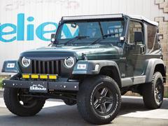 クライスラージープ ラングラーサハラ LEDバー&ピラー&バンパーライト 4WD 保証付