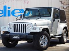 クライスラージープ ラングラーサハラ ETC 社外ナビTV CD クルコン 4WD 保証付