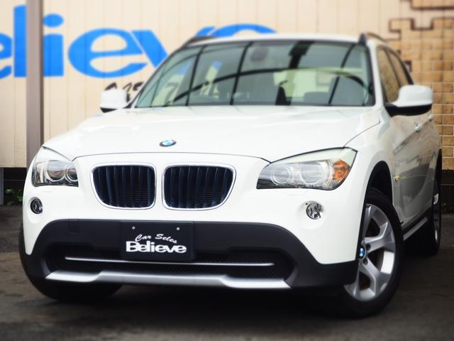 BMW sDrive 18i ワンオーナー コンフォートアクセス 純正HDDナビ ミュージックサーバー ミラー一体ETC ルーフレール キセノンヘッドライト 17インチアルミホイール 取説記録簿 スペアキー 保証付き