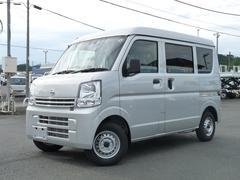 NV100クリッパーバン軽キャンパー リゾートデュオバス 2WD 5AGS 電装付