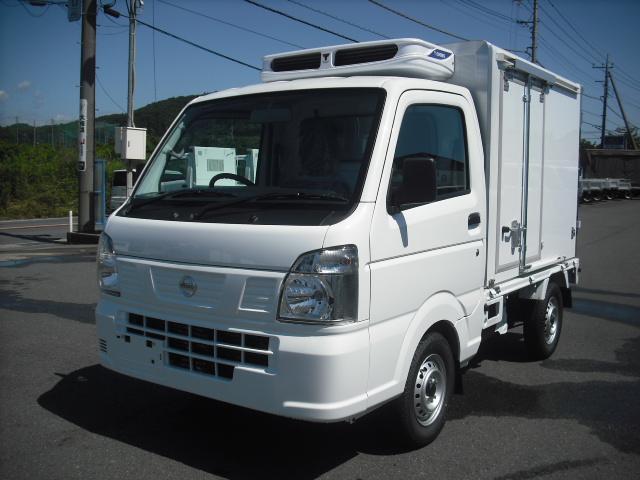 日産 サーマルマスター製 冷蔵冷凍車 低温 2WD AT 2コンプ