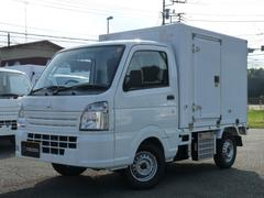 ミニキャブトラック東プレ製冷蔵冷凍車・中温仕様