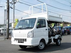 キャリイトラック新明和製 リフトダンプ 4WD MT