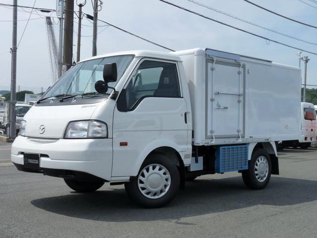 マツダ 冷蔵冷凍車 低温仕様 ロングDX TESMA車 2WD AT