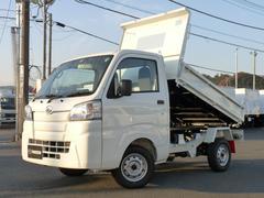ハイゼットトラック新明和製 強化ダンプ 4WD AT