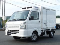 キャリイトラックサーマルマスター社製冷蔵冷凍車 低温2WD AT 2コンプ