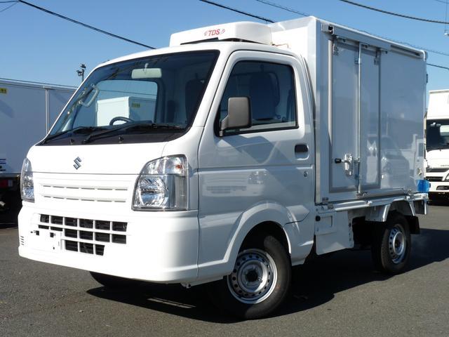 スズキ 菱重コールドチェーン製冷蔵冷凍車 低温 2WD AT