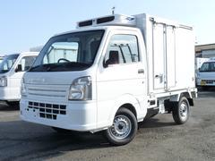 キャリイトラックサーマルマスター社製冷蔵冷凍車 低温 2WD AT 2コンプ