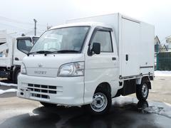 ハイゼットトラックデンソー製冷蔵冷凍車・中温仕様