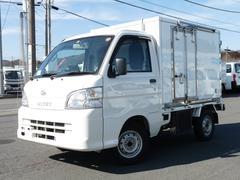 ハイゼットトラック日章冷凍製中温冷蔵冷凍車・−5℃設定