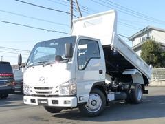 タイタントラック新明和製3t ローダーダンプ