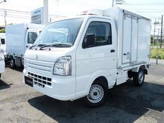 キャリイトラック菱重コールドチェーン製・冷蔵冷凍車・低温仕様・2コンプ